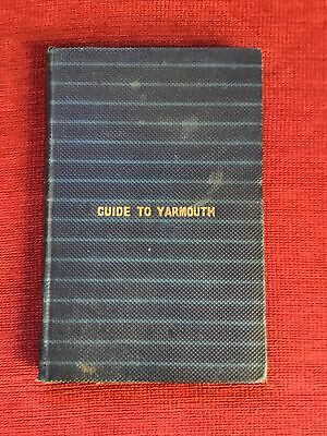 £20 • Buy Guide To Yarmouth Illustrated Antique Book 1862 ? Rare Book Preowned