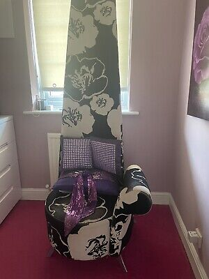 £50 • Buy High Back Chaise Lounge Chair
