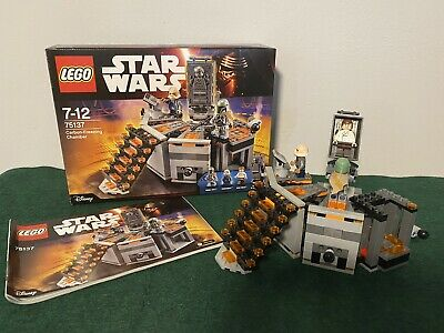 £17 • Buy LEGO Star Wars   75137 Carbon-Freezing Chamber   Complete W/ Box + Instructions