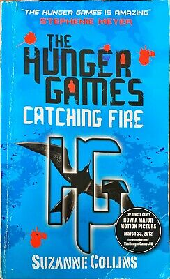 £0.99 • Buy The Hunger Games: Catching Fire By Suzanne Collins (Paperback)