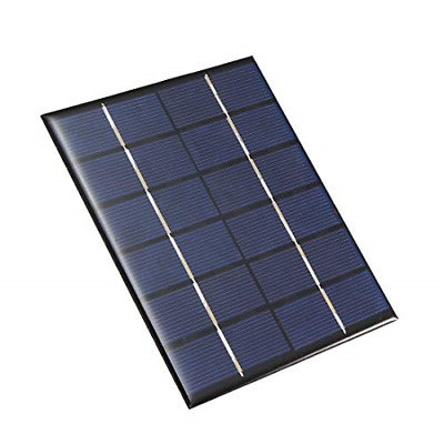 £13.16 • Buy Sourcing Map 2W 6V Micro Solar Panel Module DIY Polysilicon For Toys Charger