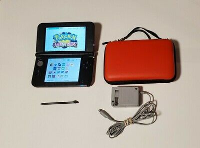 $245 • Buy Nintendo 3ds XL Super Smash Bros Console With Pokemon Omega Ruby *SAME DAY SHIP*