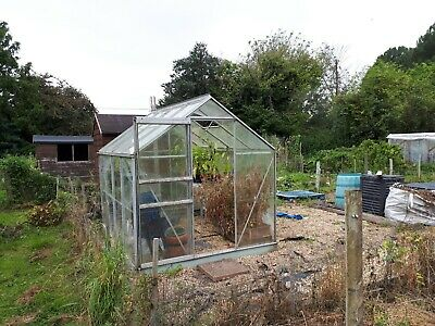 £26.50 • Buy Greenhouse 8x6ft Used Good Condition
