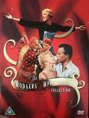 £5.49 • Buy Rodgers And Hammerstein Collection (DVD, 2004, 6-Disc Set, Box Set)