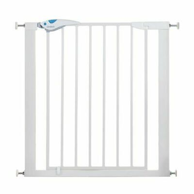 £29.99 • Buy Lindam Easy Fit Plus Deluxe Pressure Fit Safety Gate-76-82cm 2 Way Opening White