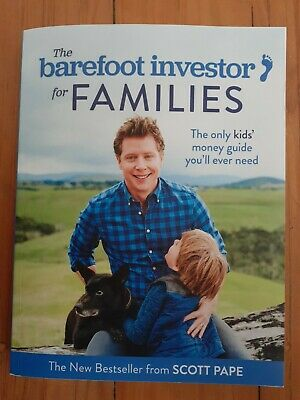 AU12.50 • Buy The Barefoot Investor For Families Paperback By Scott Pape Book