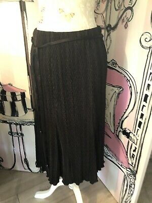 £4.99 • Buy Forever By Michael Gold Skirt Black Size M