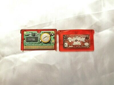 $39 • Buy ORIGINAL AUTHENTIC Pokemon Ruby Version Can Save New Battery Game Boy Advance