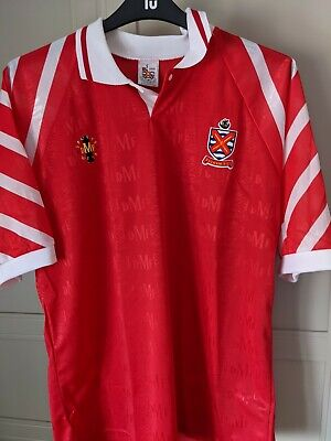 £109.99 • Buy Fulham Shirt Jersey Retro Dmf 44-46  Excellent Condition