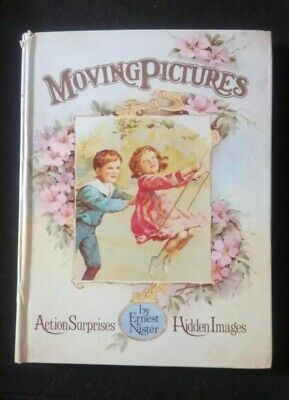 £2.99 • Buy Vtg. 'Moving Pictures' (Ernest Nister, 1985 Edition) - Acceptable Condition