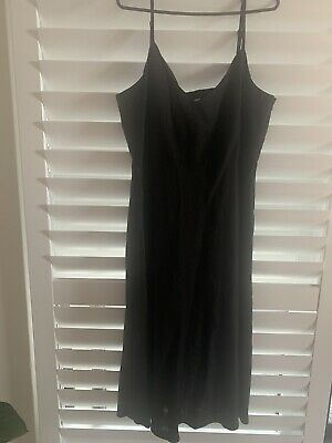 AU15 • Buy Witchery Dress. Size 16. Linen. BN Without Tags.