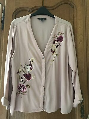 £1.60 • Buy New Look Size 14 Pink Blouse