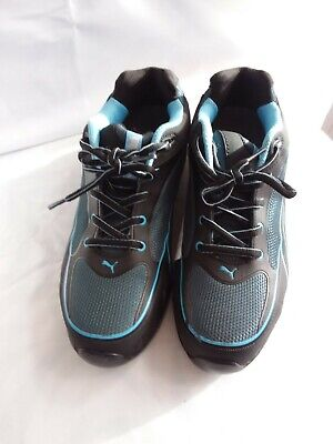 AU61.79 • Buy  Puma USA Size 6.5  Safety Composite Toe Work Shoes Rubber Sole Duo Slip Resist