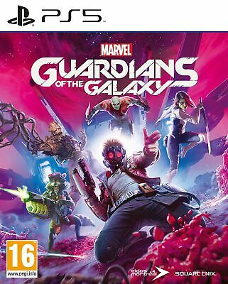 £44.85 • Buy Marvel's Guardians Of The Galaxy (PS5) Brand New & Sealed Free UK P&P