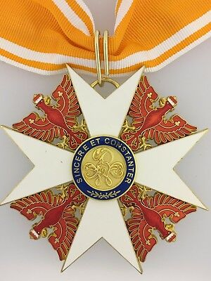£26.50 • Buy Imperial German Germany Prussian Order Of Red Eagle Grand Cross Medal No  Swords