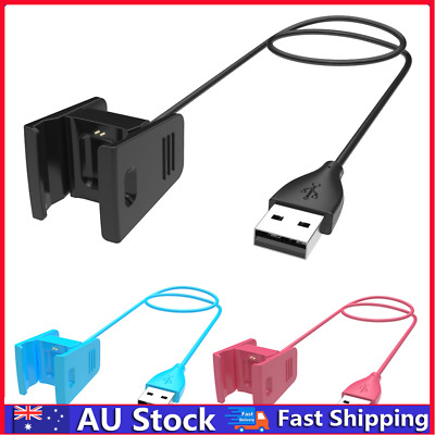 AU10.19 • Buy USB Charging Cable Standard Wall Car Charger Cable For Fitbit Charge 2