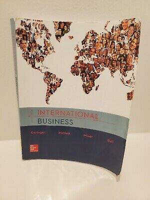 £21.77 • Buy International Business Textbook McGraw Hill Education Paperback Book