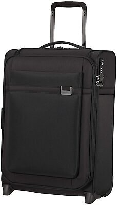 £99.99 • Buy Samsonite Airea Upright S Expandable Carry-on Luggage Suitcase 55cm 46L Black