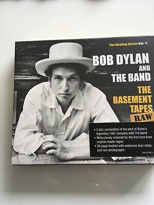 £7.99 • Buy Bob Dylan The Basement Tapes RAW VG Condition 2CD