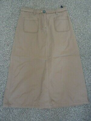 £7.99 • Buy Boden Chino Style Skirt - Ladies Size 10 - Super Look