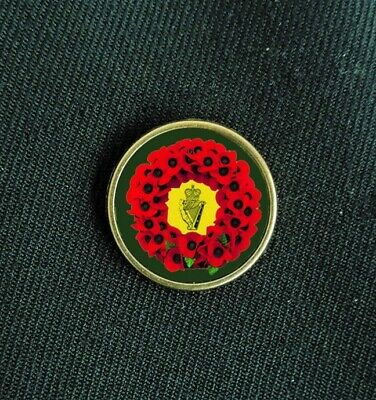 £5 • Buy UDR Wreath Remembrance Lapel Pin Badge 25mm (Ulster Defence Regiment, Army)