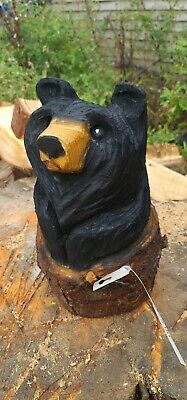 £39.99 • Buy Chainsaw Carving Bear