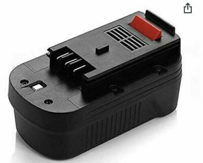 £14.99 • Buy 3.0Ah NI-MH Replacement For Black And Decker 18V Battery ML HPB18