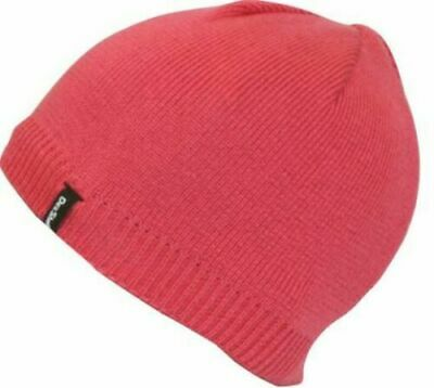 £12.99 • Buy Dexshell Waterproof Breathable Beanie Hat Solo Thermal Windproof Coral Reduced