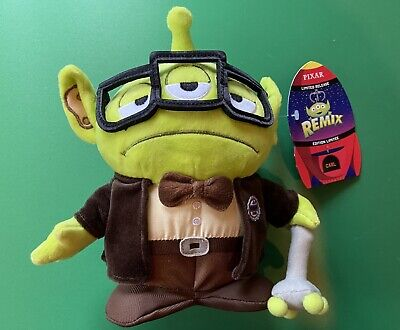 £14.99 • Buy Disney Store Carl Up Alien Remix Plush Soft Toy Story Doll Pixar NEW Limited