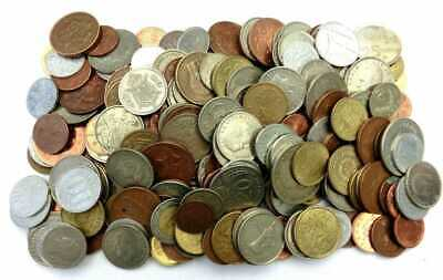£2.49 • Buy Mixed Beginners Bulk Lot Of 20 Assorted World/foreign Coins Free Postage To Uk