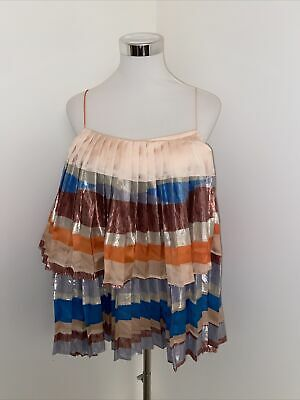 AU100 • Buy Sass & Bide Eye To Eye Top New With Tags Size 12
