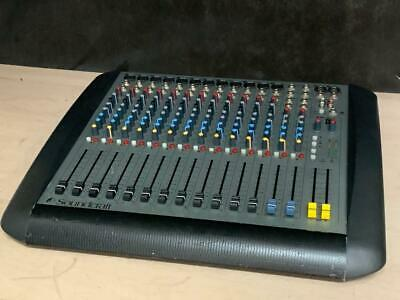 £99.99 • Buy Soundcraft Spirit E12 Analog Channel Mixer | Buy With Confidence!