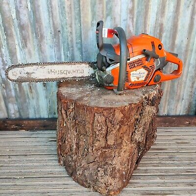 £445 • Buy Husqvarna 560xp Chainsaw  Xtorq - Just Had New Chain Brake Handle And Assembly