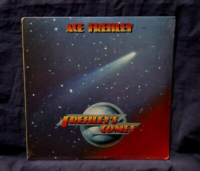£34.13 • Buy ACE FREHLEY~RARE SEALED LP~FREHLEY'S COMET~1987 USA 1stPRESS~KISS~OUT OF PRINT