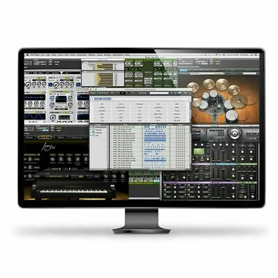 AU60.61 • Buy Avid BF Moogerfooger V4 AAX DSP,AAX License Transfer To You Ilok Account