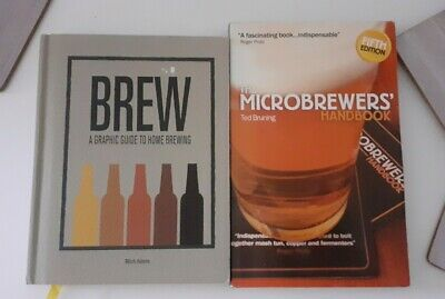 £4.99 • Buy The Microbrewers Handbook And Guide To Brewing
