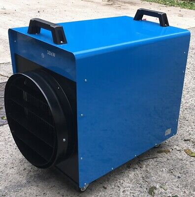 £557 • Buy 30kW Industrial Electric Fan Heater 400v 63A High Performance Warehouse Heater