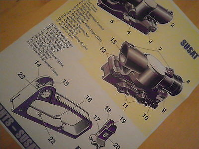 £4.99 • Buy SA80.SUSAT And Iron Sight.Information Poster.A3 Colour.New.
