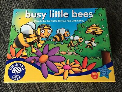 £3 • Buy Busy Little Bees Board Game Orchard Toys Complete