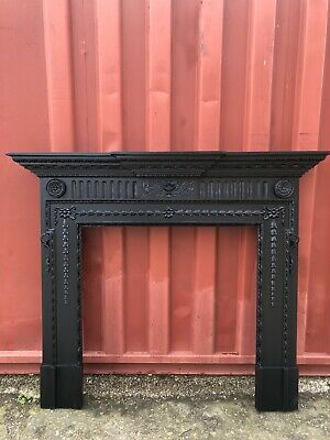 £275 • Buy Stunning Mahogany Wooden Fire Surround 🚚DELIVERY £40 Or Free