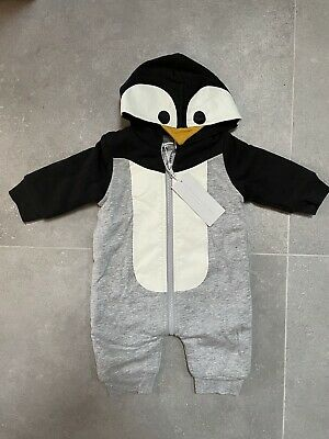 £35 • Buy Stella Mccartney Baby Penguin All In One 3 Months