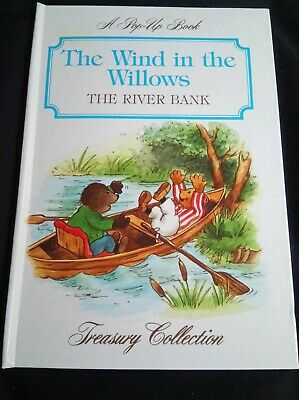 £1.99 • Buy Pre-Owned 'The Wind In The Willows - The River Bank' Pop-Up Book (1988) - Acc.