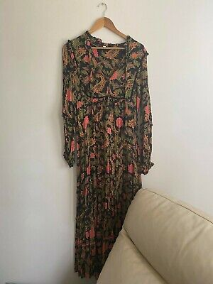AU135 • Buy Spell & The Gypsy Collective Etienne Noir Maxi Dress (Size M) **RARE FIND**