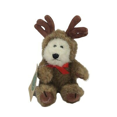£9.23 • Buy  Boyds Bears Ansel Dressed As A Reindeer  8   Plush The Archive Collection