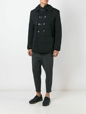 £353.13 • Buy Y-3 Yohji Yamamoto Matte Jacket L New With Tags Double Breasted Primaloft Parka
