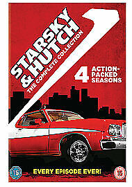 £10 • Buy Starsky And Hutch - Series 1-4 - Complete (Box Set) (DVD, 2015)