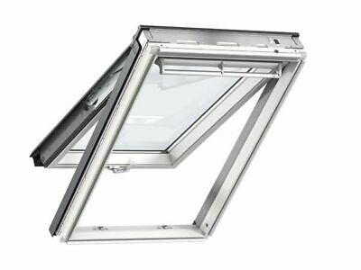 £372 • Buy Velux GPL CK04 2060 - Top Hung Window White Paint 55X98  - In Stock!