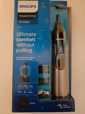 AU9.18 • Buy Philips Nt3000 Mens Nose Ear Trimmer