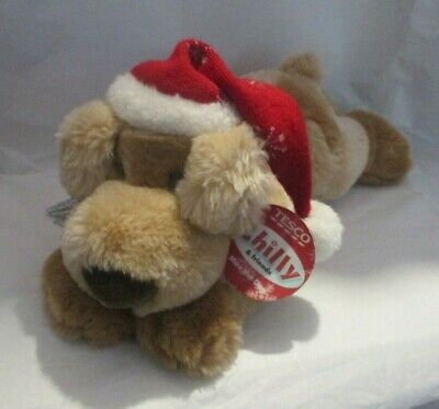 £10 • Buy Tesco Chilly &  And Friends Max Puppy Dog  Floppy Soft Plush Toy 14  Long