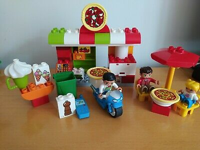 AU42.63 • Buy Lego Duplo 10834 Pizzeria. Complete With Instructions